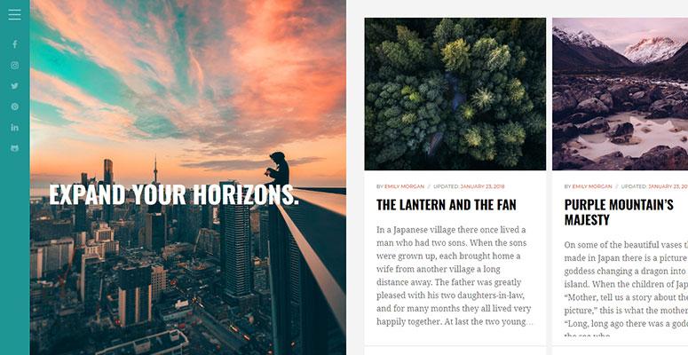 Horizon Theme