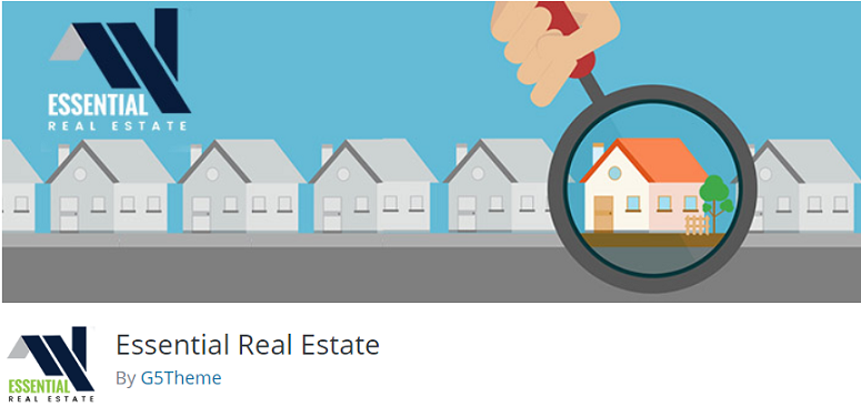 Essential_Real_Estate, property listing plugin