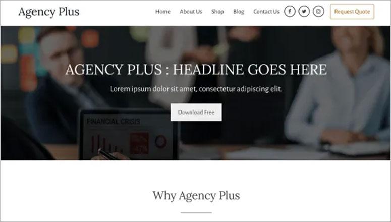 Agency Plus