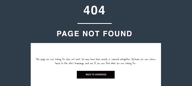 Beaver Builder 404 Error