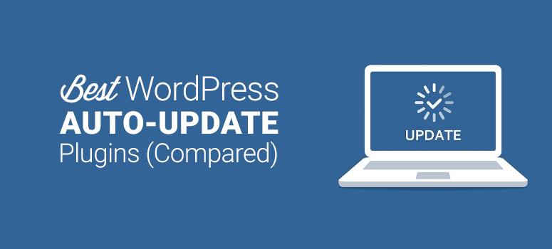 best wordpress auto update plugins