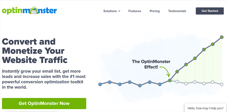 Optinmonster, best cta, best call to action plugin
