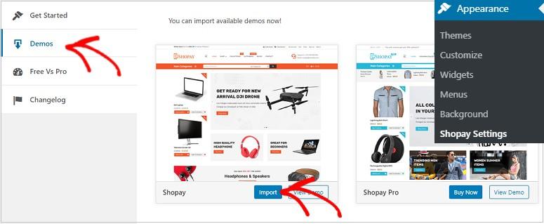 Shopay_Settings