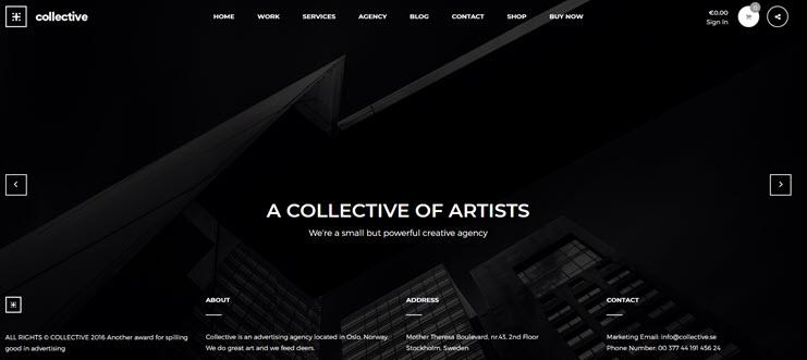 collective theme
