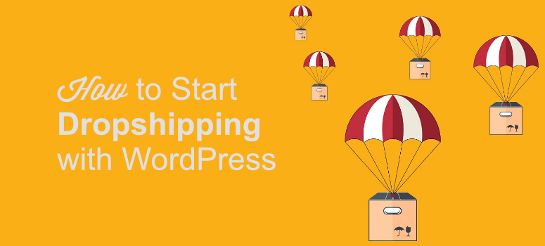 dropshipping with wordpress
