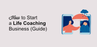 how to start life coaching business