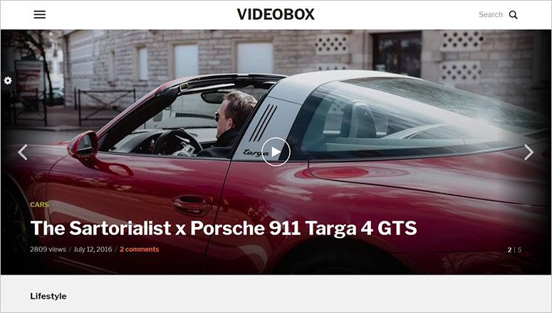 Videbox