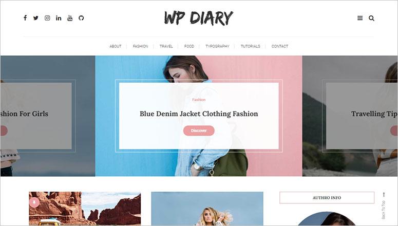 WP Diary
