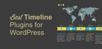 Best Timeline Plugins