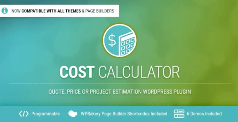 Cost-Calculator-WordPress