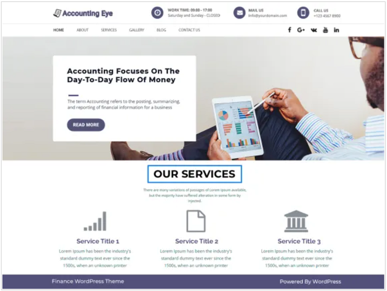 Finance_Accounting_WordPress_theme
