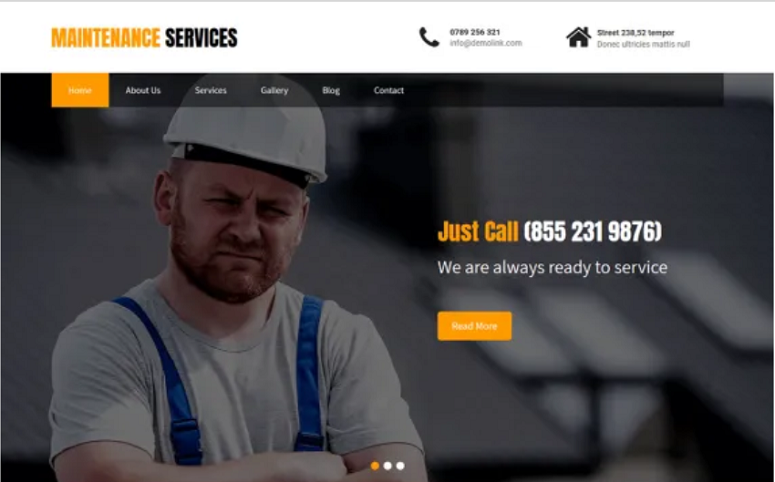 Mantainence Service