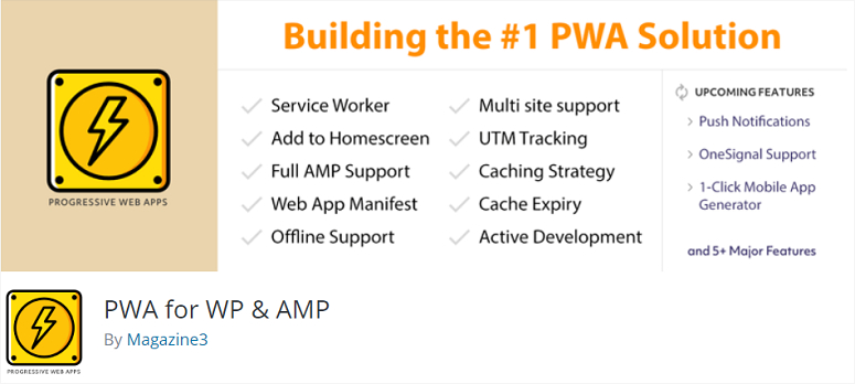 PWA-for-WP-AMP