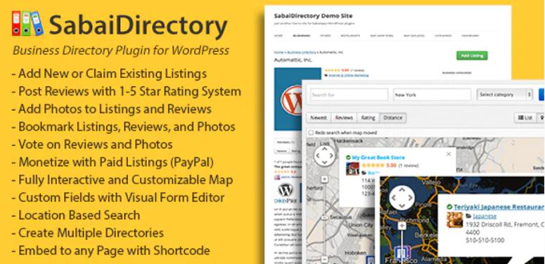 Sabai_Directory plugin
