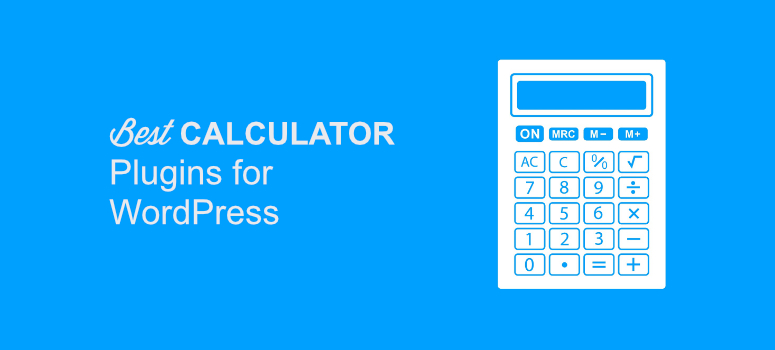 best calculator plugins
