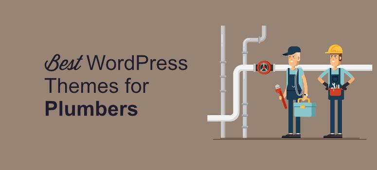 best plumber themes