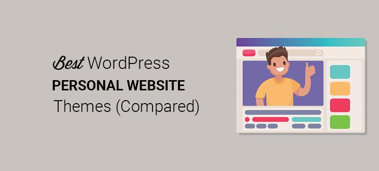 Best WordPress Personal Website Themes