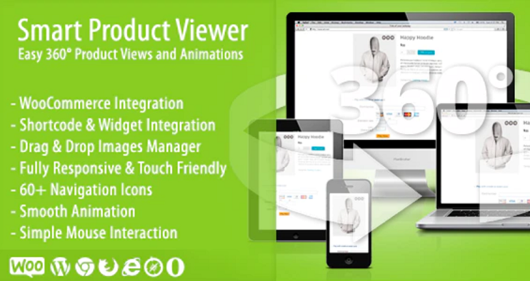 Smart Product Viewer 360º