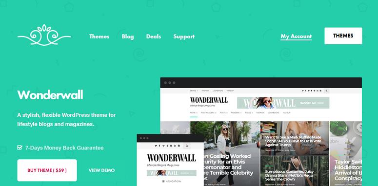 Wonderwall theme