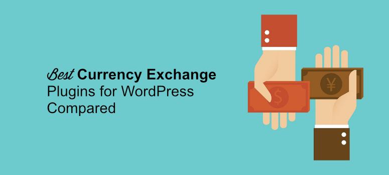 best currency exchange plugins for wordpress