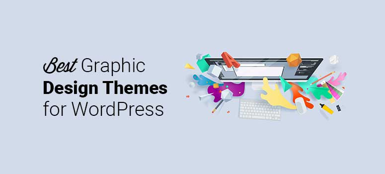 best graphic design themes for wordpress