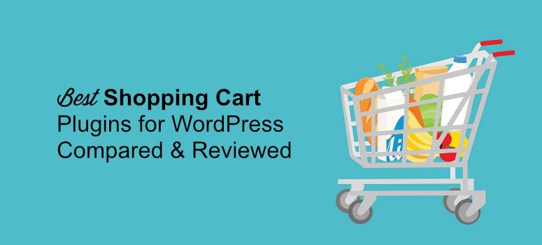best shopping cart plugins
