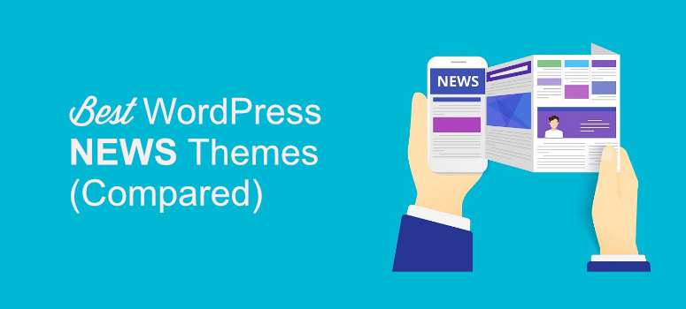 best wordpress news themes compared