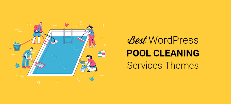Best Pool Services WordPress Themes