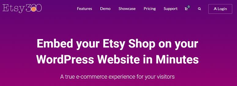 Etsy360, etsy plugins