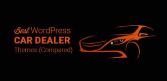 best wordpress car dealer themes