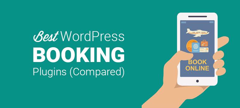 Best WordPress Booking Plugins Compared