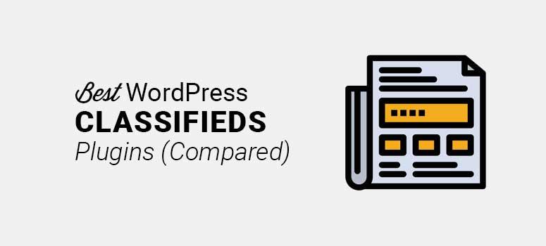 best wordpress classifieds plugins compared