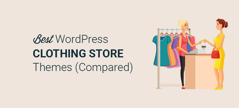Best Clothing Store WordPress Themes