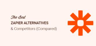 Best Zapier Alternatives and Competitors