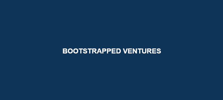 Bootstrapped Ventures WordPress Black Friday Deal
