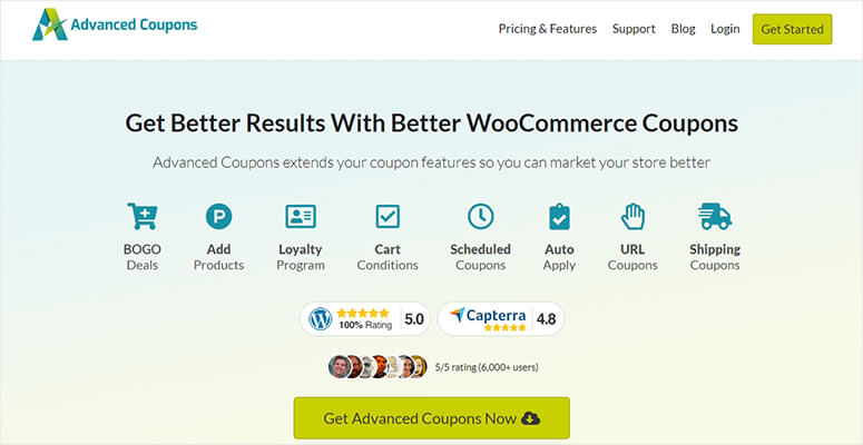 Advanced Coupons WooCommerce Wholesale Plugin