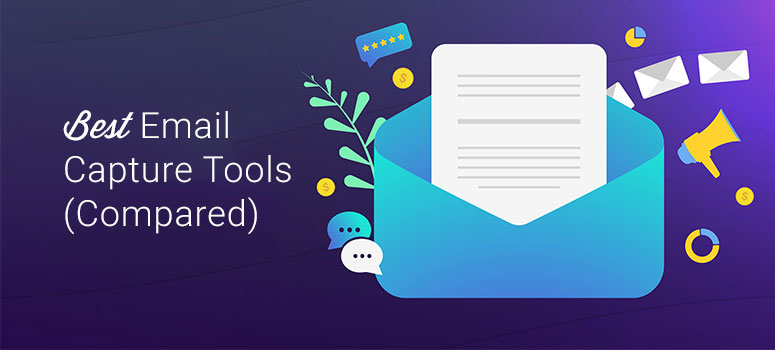 best email capture tools