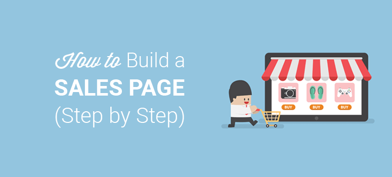 How to Build a Sales Page in WordPress