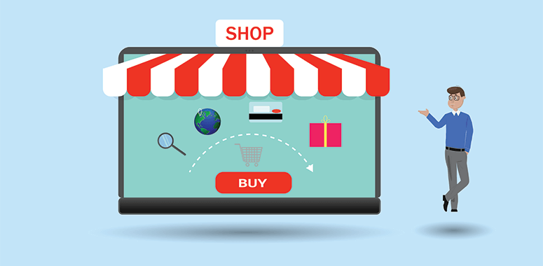 Sales page example