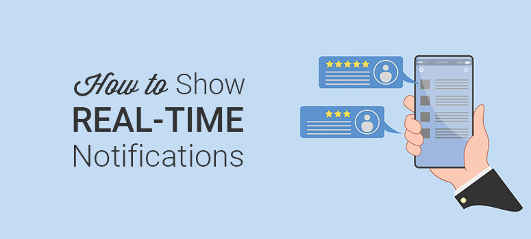 How to Show Real-Time Notifications in WordPress