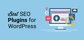 best seo plugins for wordpress featured image