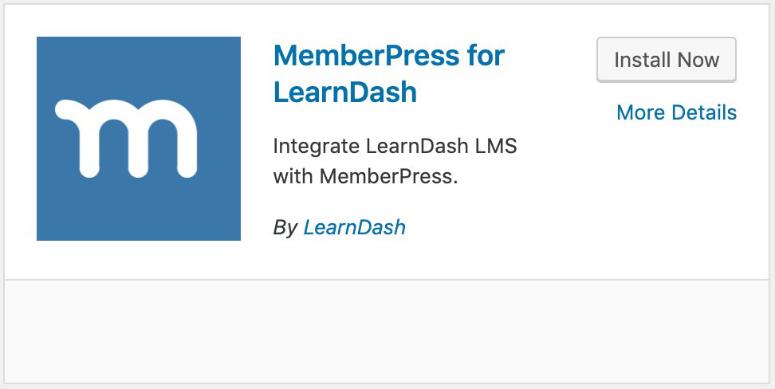 memberpress for learndash addon