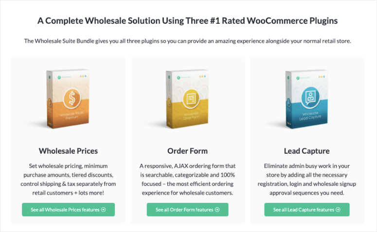 wholesale suite three plugins