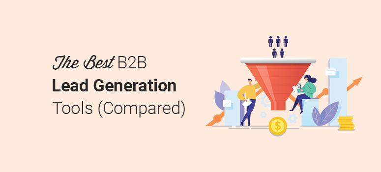 Best B2B Lead Generation Tools