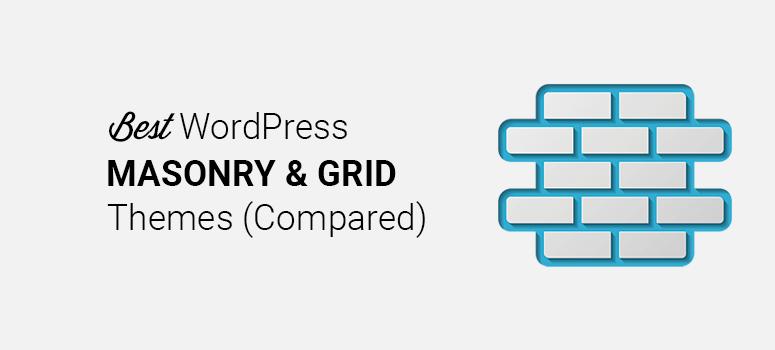 Best Masonry and Grid WordPress Themes