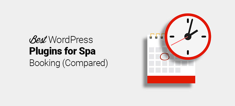 best wordpress plugins for spa booking compared