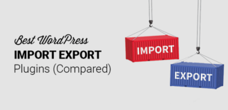 Best WordPress Import Export Plugins
