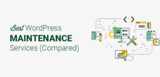 Best WordPress Maintenance Services and Plans