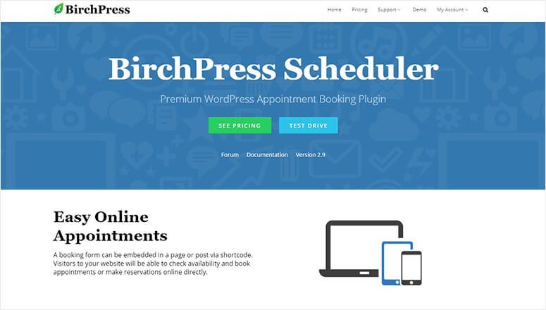 BirchPress Scheduler