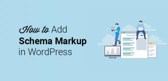 How to Add Schema Markup in WordPress